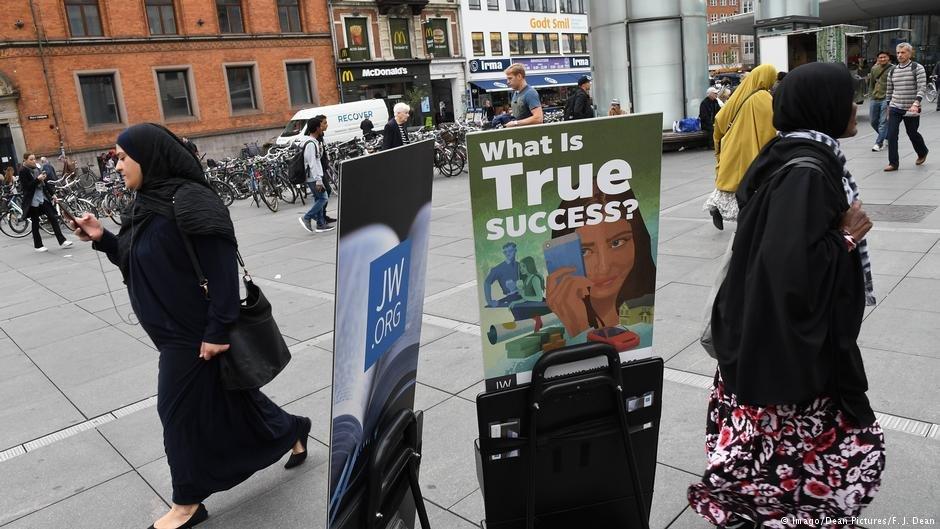Non-European immigrants in Copenhagen Denmark  Photo Imago