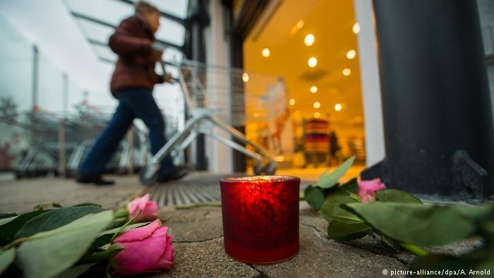 Sorrow and mourning after the murder of a teenage girl in the German town of Kandel
