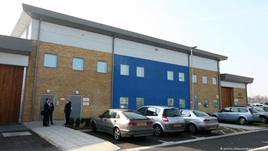 The Brook House Immigration Detention Centre is one of the most notorious detention centers in the UK.