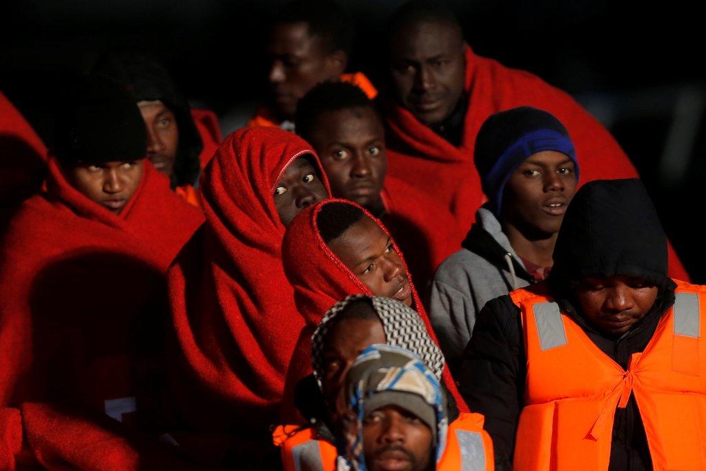 Le nombre de migrants arrivés en Espagne en 2017 a triplé par rapport à l'an dernier. Crédit : Reuters