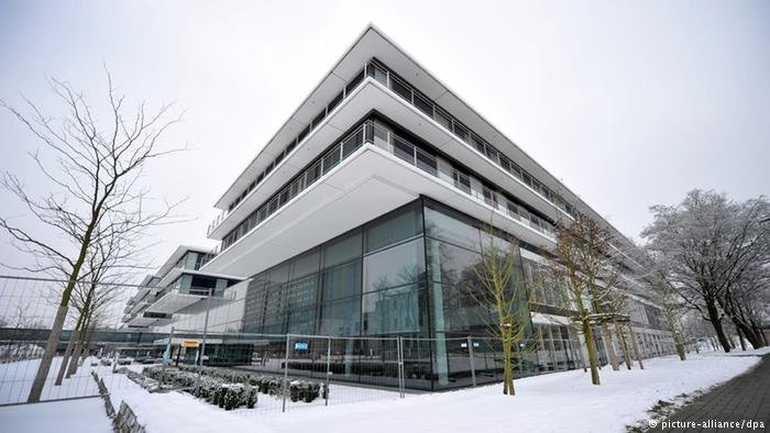 picture-alliance/dpa |مستشفى مدينة دوسلدورف الجامعي