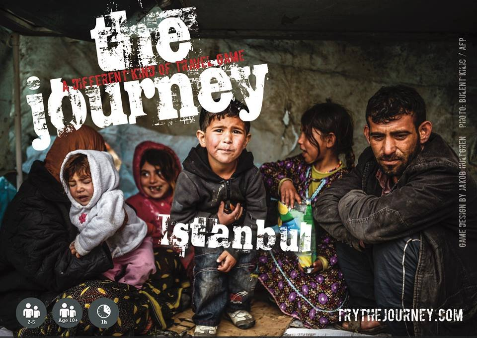 The Journey Istanbul : A board game developed by Impact Unified