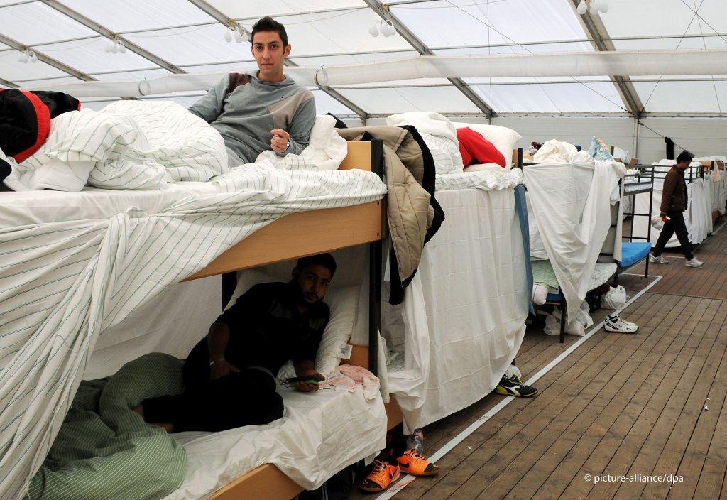 محمد تحسين بيك، لاجئ سوري في ألمانيا