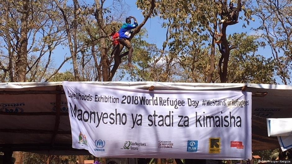 World Refugee Day in Tanzania
