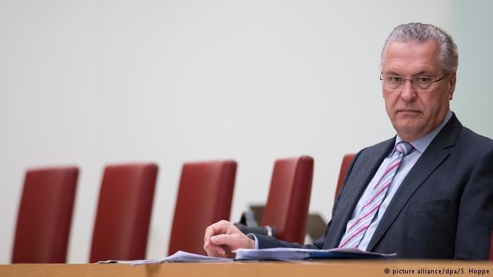 Bavaria's Interior Minister Joachim Herrmann wants tighter age checks of all asylum seekers