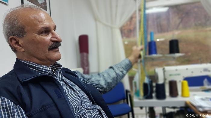 Safaa Alobaidi has been living in Serbia for 10 years
