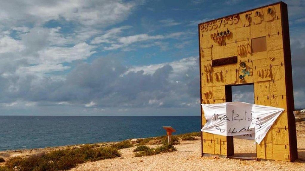 Lampedusa is the door to Europe. Credit: www.snapshotsfromtheborders.eu