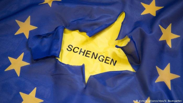 Europe's Schengen Area: What you need to know - InfoMigrants