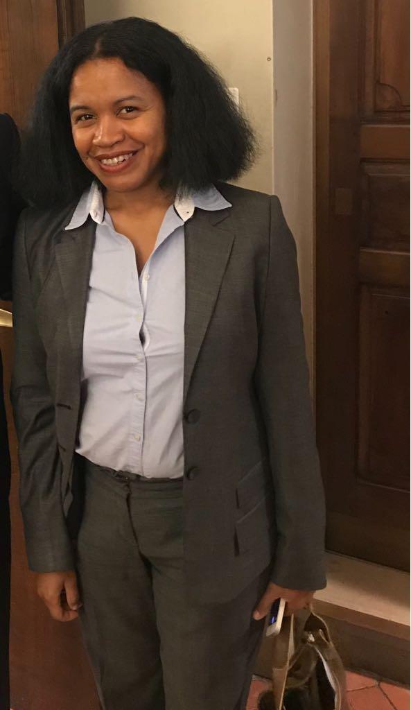 Milasoa Cherel-Robson conomiste au sein de la section Afrique de la CNUCED