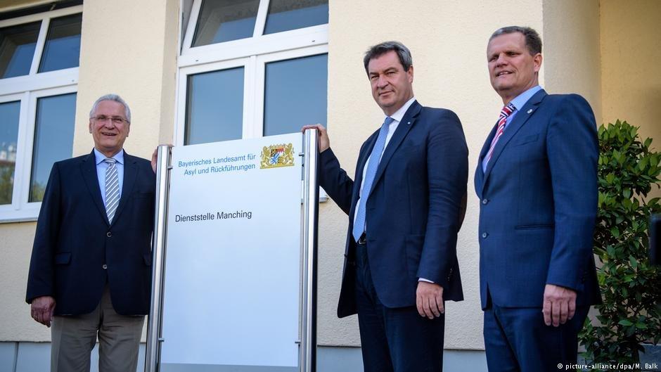 افتتاح مكتب اللجوء والترحيل في ولاية بافاريا