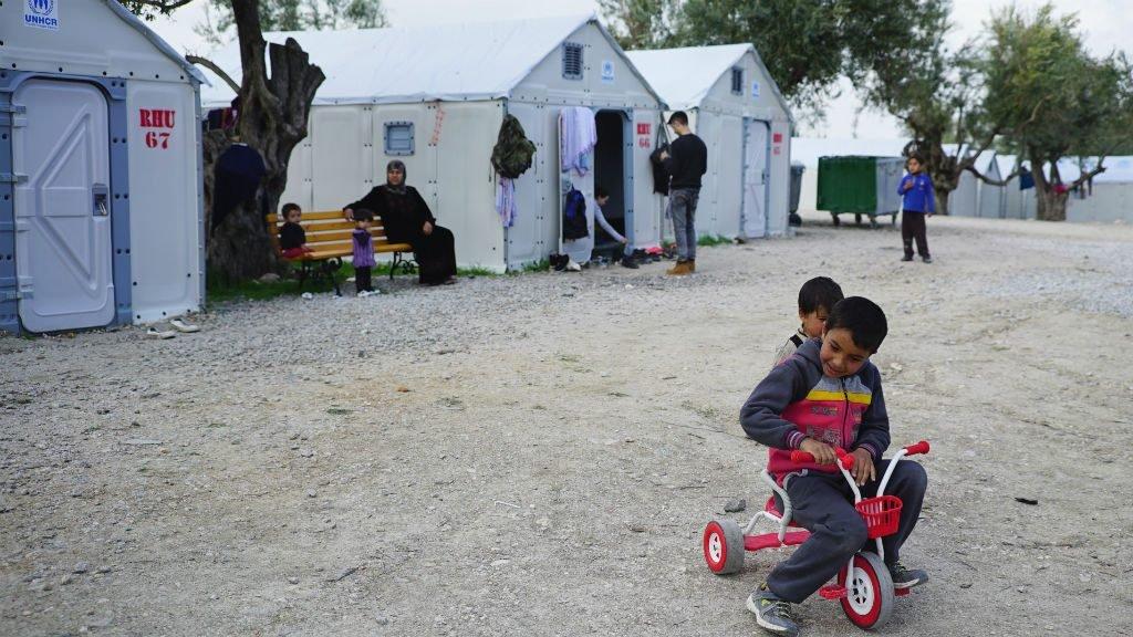 L'abri pliable pour réfugié de l'organisation suédoise Better Shelter remporte le prix du design. Crédit : Better Shelter