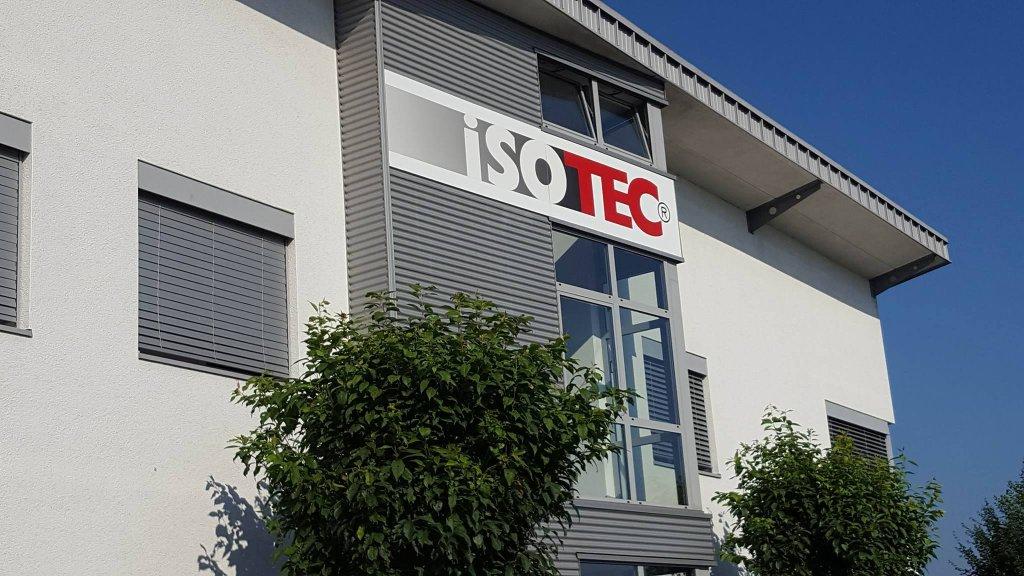 ISOTEC, German waterproofing and renovation company