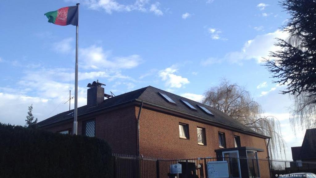 The Afghan Embassy in Berlin has not yet commented on the case | Credit: Afghan Embassy in Berlin
