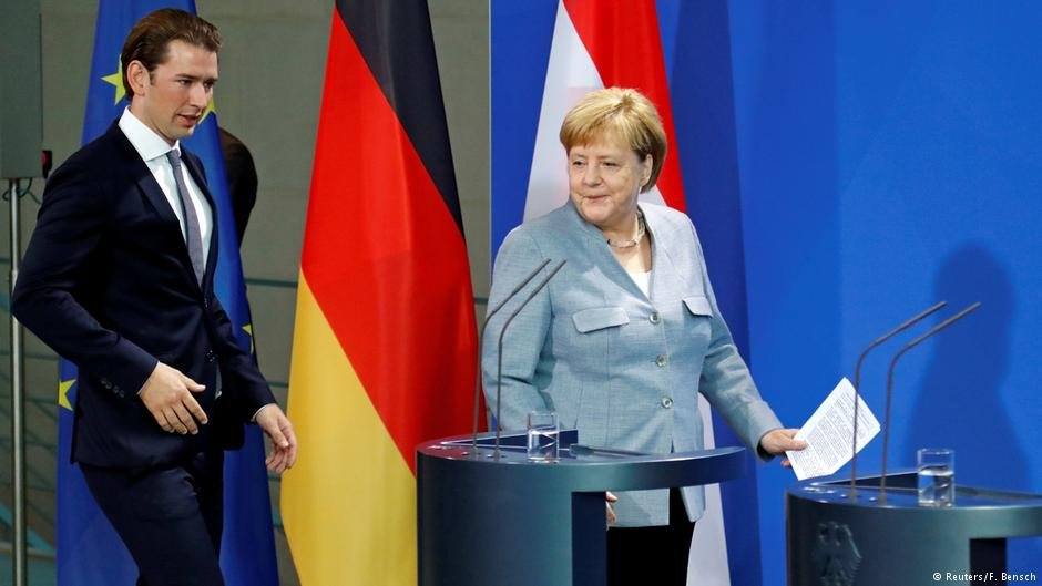 Both leaders emphasized the need to bolster Frontex, the EU's border management agency