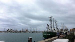 سفينة آي سي (الصورة: ANSA)