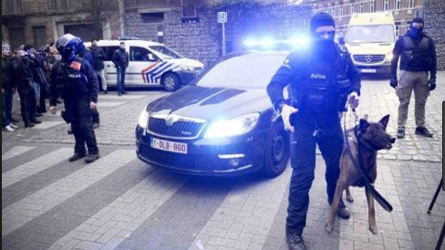 فيسبوك |الشرطة البلجيكية