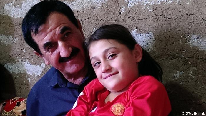 الفتاة الإيزيدية داليا كانت تخاف أن تباع كرقيق للجنس