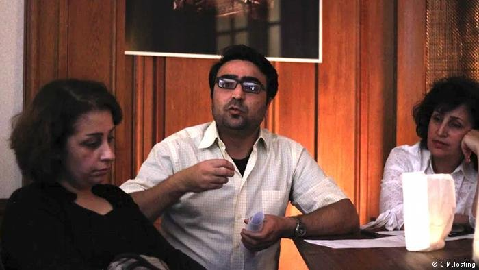 جهاد النجار مهندس معماري سوري لاجئ في ألمانيا