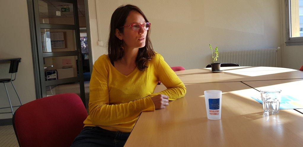 Aurlie Radisson directrice du CEDRE Crdit  Anne-Diandra Louarn  InfoMigrants
