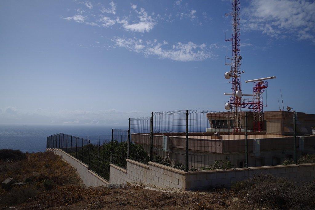 RFI/Benjamin Delille |Le centre des garde-côtes de Tarifa, à la pointe sud de l'Espagne.