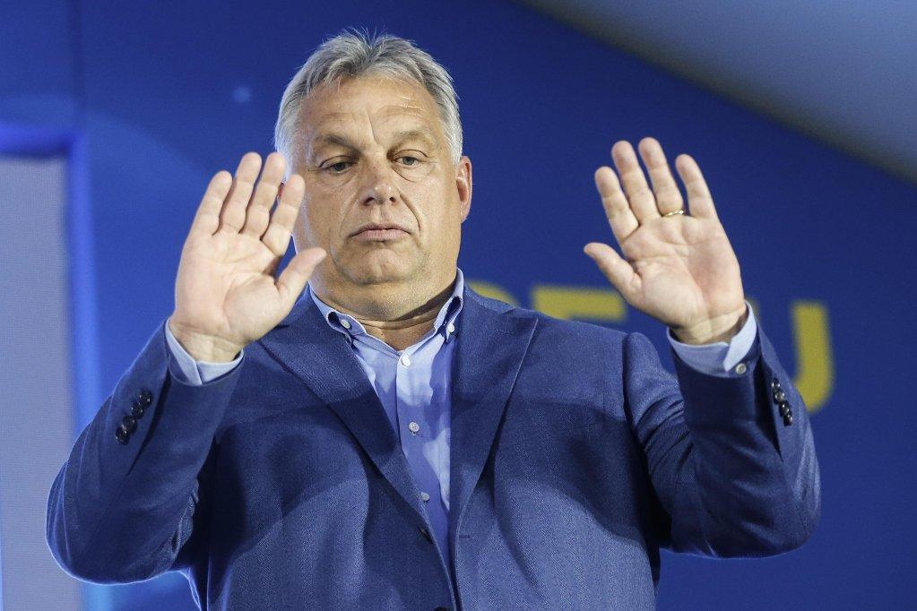 Hungarian Prime Minister Viktor Orban | Photo: ANSA/Fabio Frustaci