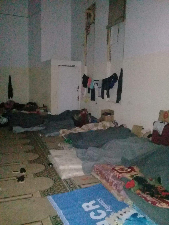 Les centres de détention sont surpeuplés selon les ONG. Crédit : InfoMigrants