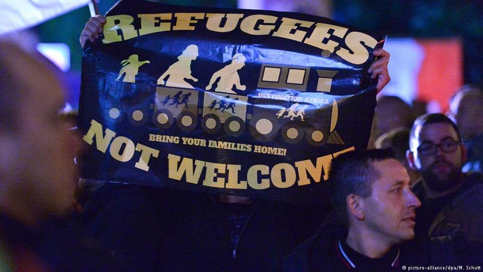 Anti-immigration, right-wing populist movements have gained traction in Europe