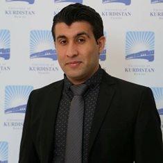 مسؤول تنظيم اتحاد الطلبة والشباب الديمقراطي الكردستاني- روزافا، أحمد محمد أمين