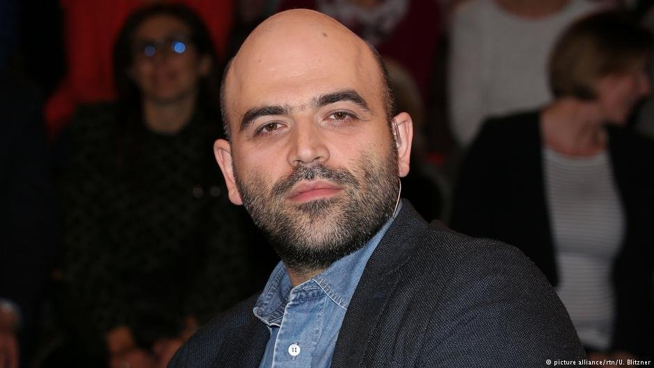 The Italian author Roberto Saviano Picture AlliancertnUBlitzner