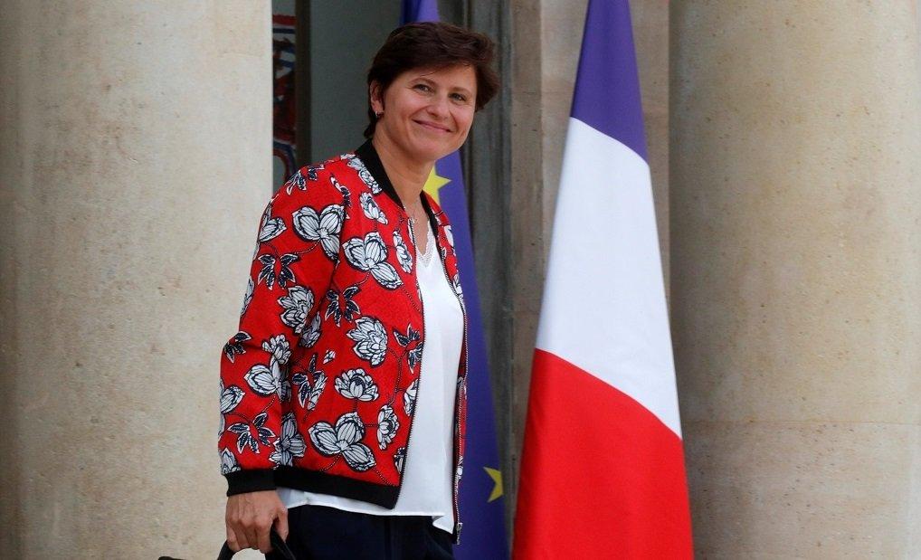 رکسانا ماراسینیانو، وزیر جدید ورزش در دولت فرانسه. عکس از خبرگزاری رویترز.