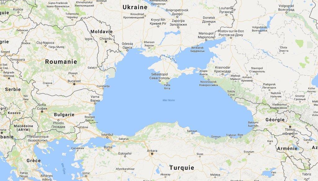 Crédit : Google map