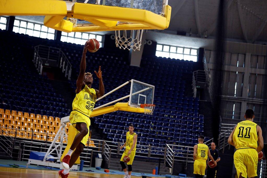 Christ Wamba rve de jouer en NBA Crdit  Reuters