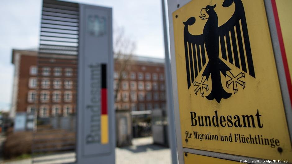 The federal office for migration and refugees in Germany, the BAMF | Photo; Picture-alliance/dpa/D.Kammann