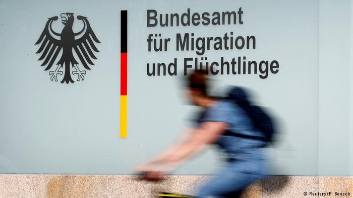 اداره مهاجرت و پناهندگان آلمان