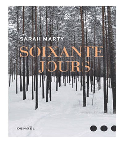 gallimard.fr |Couverture du livre «—Soixante jours—» de Sarah Marty (capture d'écran).