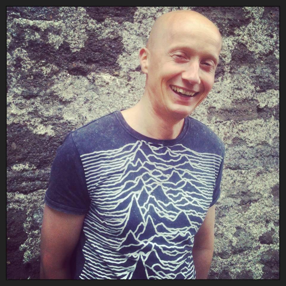 Knud Wechtenstein, board member of Rainbow Refugees Frankfurt