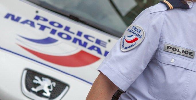 عکس از سایت پلیس ملی فرانسه