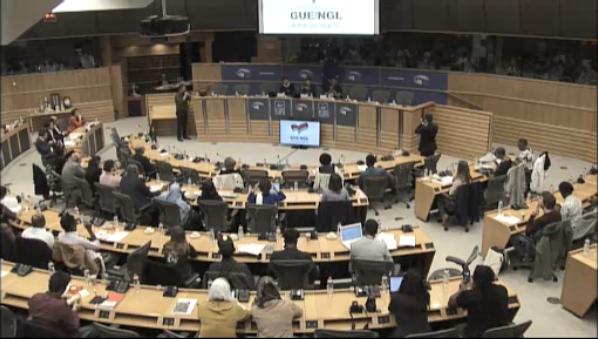 نخستین پارلمان آوارگان و مهاجران در بروکسل