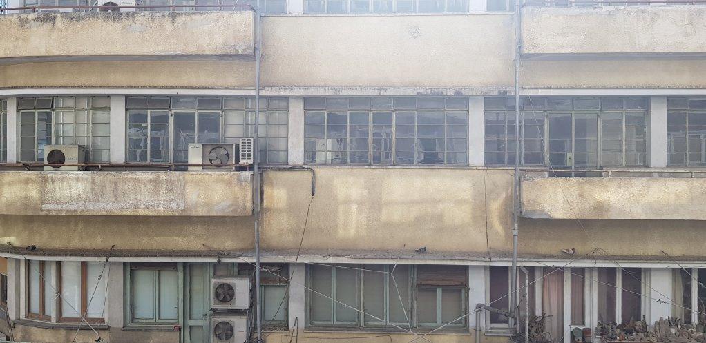 À Chypre, familles et femmes seules sont souvent logés dans des conditions très précaires. Crédit : Anne-Diandra Louarn / InfoMigrants