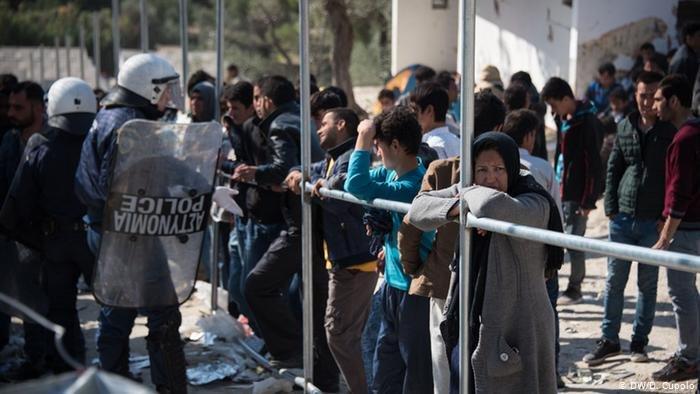 نيران الجحيم ـ تاريخ مخيم موريا 9