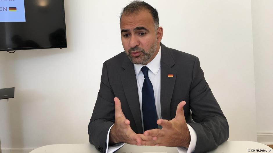 السياسي في الحزب المسيحي الديمقراطي مصطفى العمار.