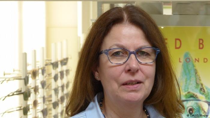 Ulla Fabender optician in Bad Godesberg  Credit DWOPieper