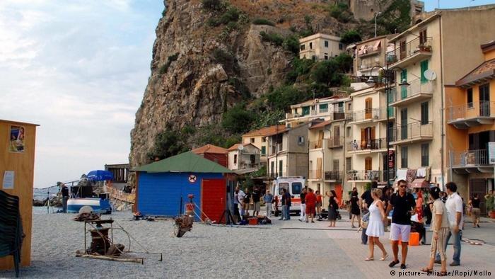 The town of Riace in Calabria | Photo: Picture-alliance/Ropi/Mollo