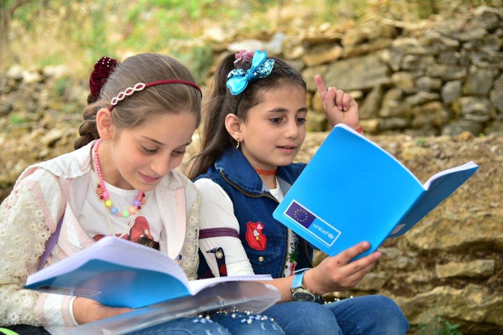 رغبة كبيرة لدى اللاجئين السوريين بالتعلم تفوق في أحيان كثيرة رغبة اللبنانيين