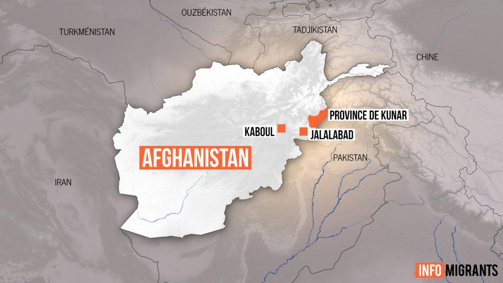 Hafizullah craint de retourner  Kunar sa province dorigine o les Taliban sont prsents