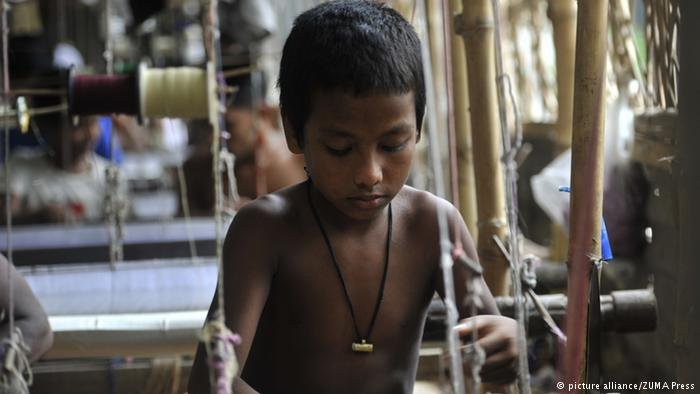 Child labor in Bangladesh: many hope for better chances in Europe