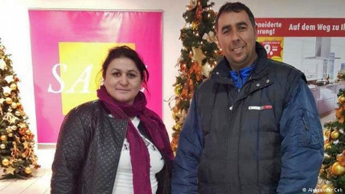 Merita and Hysret Sali had been in Germany since 2014