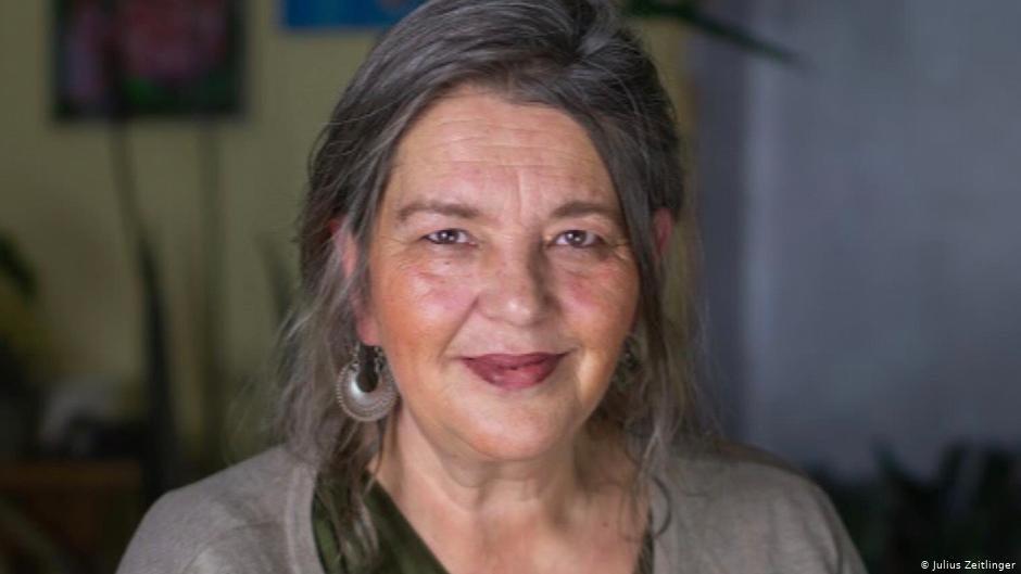 Lactiviste Doro Blancke estime que les rfugis servent de bouc missaire  Photo Julius Zeitlinger