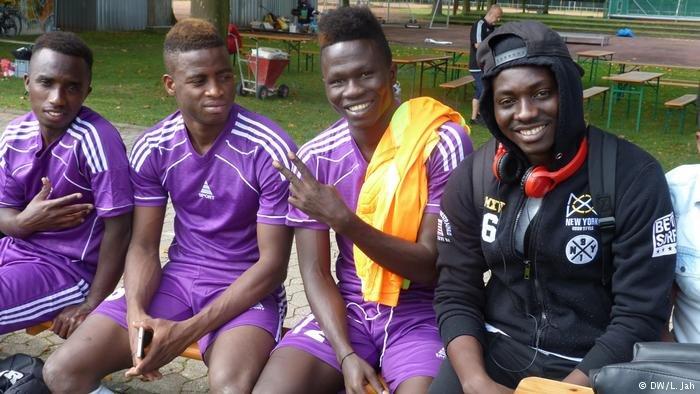 Pas moins de quatre équipes représentent la Guinée au tournoi