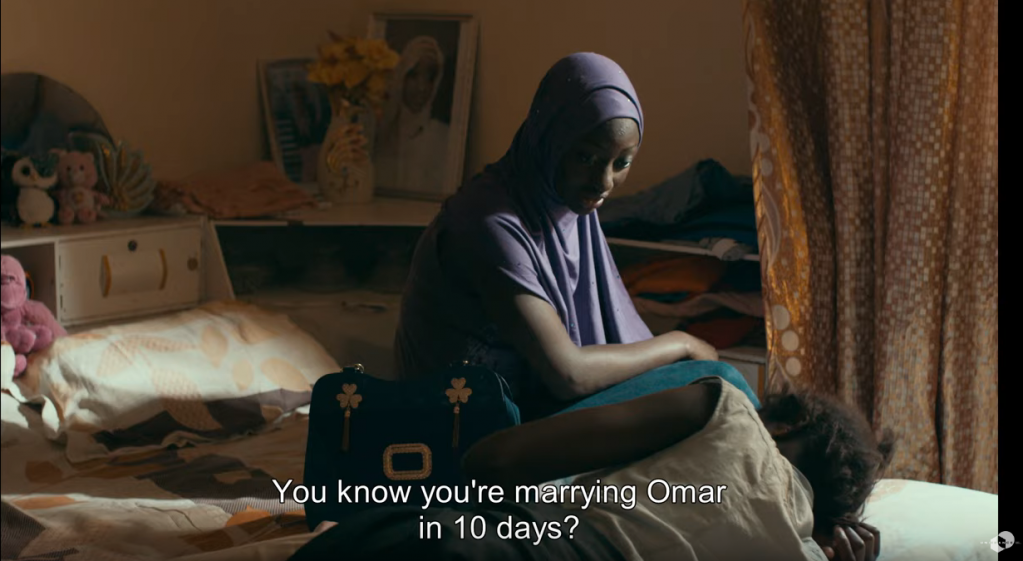 Mati Diops film concentrates on the women who are left behind after the men have attempted to migrate Credit Screenshot from Atlantics a film by Mati Diop Distributed by Les Films du Bal